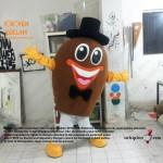 Bay Badem Maskotu