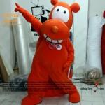 CNR Expo Ayı Maskot Kostümü