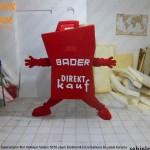 Bader Direktkauf Çanta Maskotu / Almanya