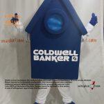 Coldwell Ev Maskotu