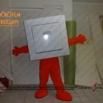 Günsan Elektrik Maskotu