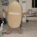 Multibionta İlaç Maskotu