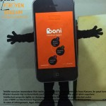 iPhone Boni App Maskotu