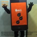 iPhone Boni App Maskotu