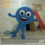 Mavi Kapak Maskotu / İzmir