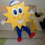 Nivea Sun Güneş Maskotu