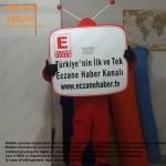 Televizyon Maskot kostümü