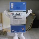 Kalekim Çimento Maskot Kostümü