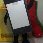iPhone Maskotu Yağmaksan