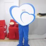 Kalp Maskotu / Fatih Okulları