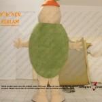 Kaplumbağa Maskot / Mersin