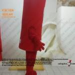 Kitap Maskot Kostümü / Kıbrıs