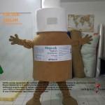 Majezik Sprey Maskot Kostüm