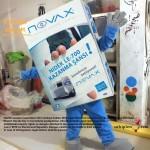 Novax Kutu Maskot