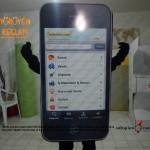 iPhone telefon maskot kostümü / Sahibinden.com
