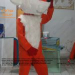Tilki Maskot Kostümü / Uluslar Arası Kıbrıs Üniversitesi