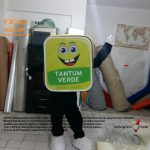Tantum Pastil Maskot Kostümü / We Events