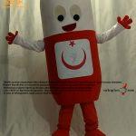Antibiyotik İlaç Maskot / Yalova Kamu Hastaneleri Birliği