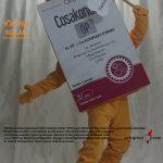 Orzax İlaç / Kutu Maskot / Kemik