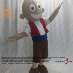 Keloğlan Maskot Kostümü