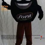 Zeytin Maskot Kostümü / Fora Zeytin / İzmir