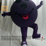 Bowling Topu Maskot / Atlantis Funny City