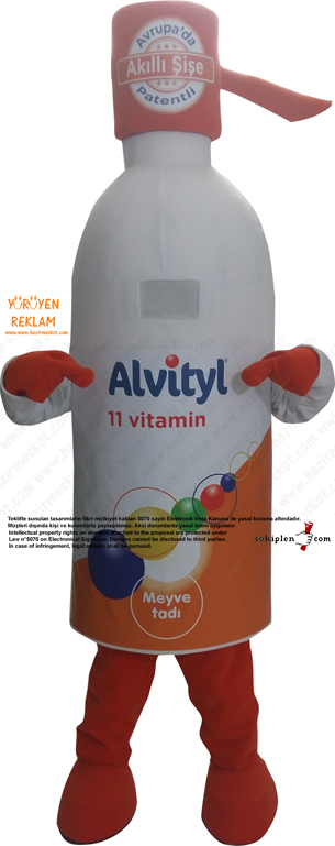 Altivity Vitamin Şişe