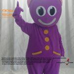 Nasheet Maskot Kostümü / Suudi Arabistan