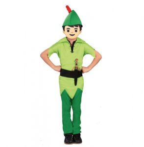 Peter Pan kostümü