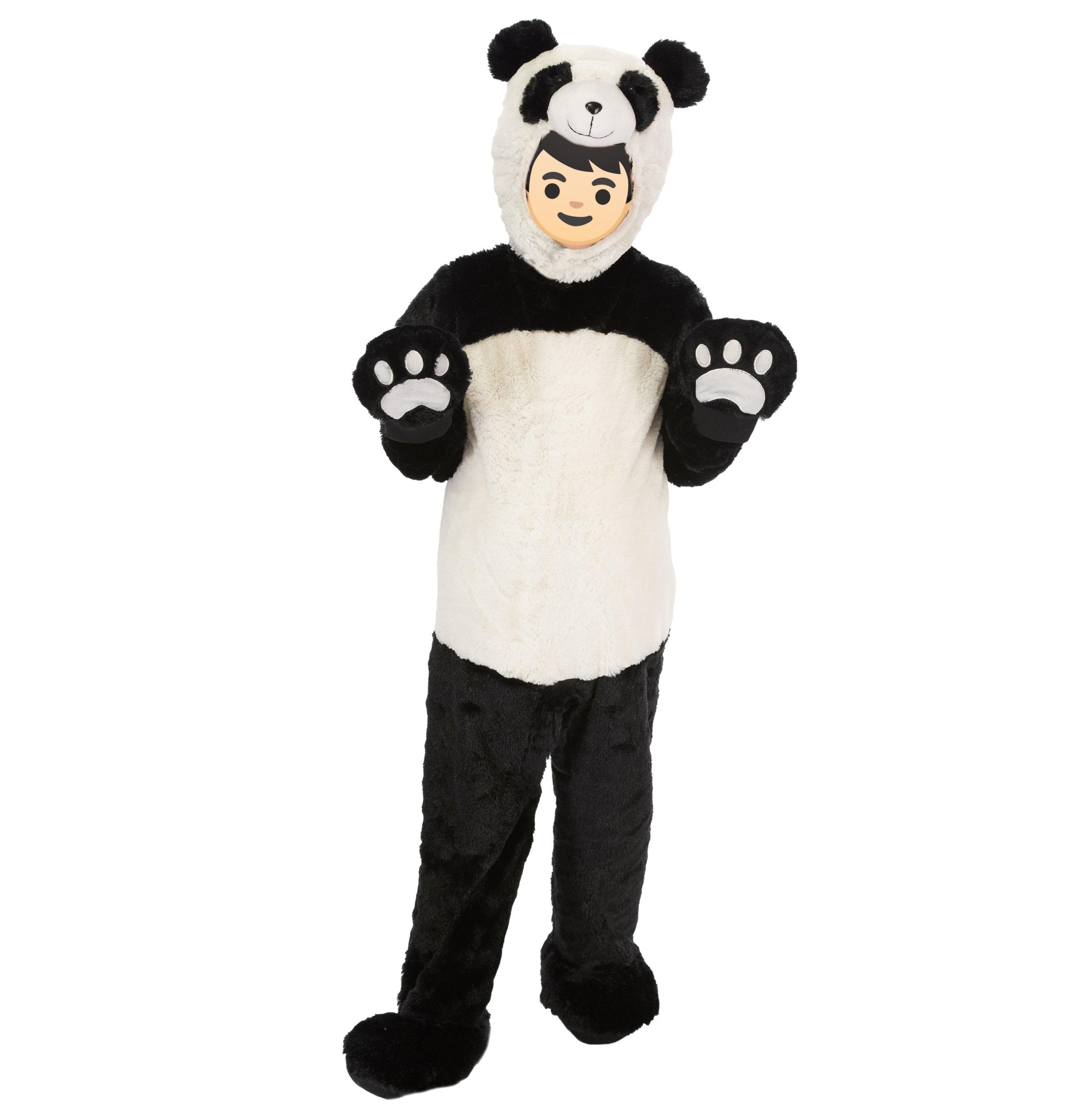 Panda Kostümü
