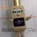 Parfüm Şişe Maskot Kostümü / Jadore / Kırgızistan
