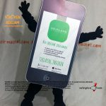 iPhone Maskot Kostümü / App Maskot / Oriflame