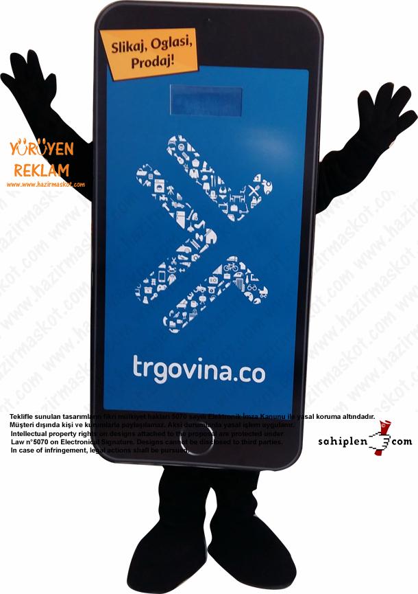 Telefon trgovina.co / Maskot / Karadağ