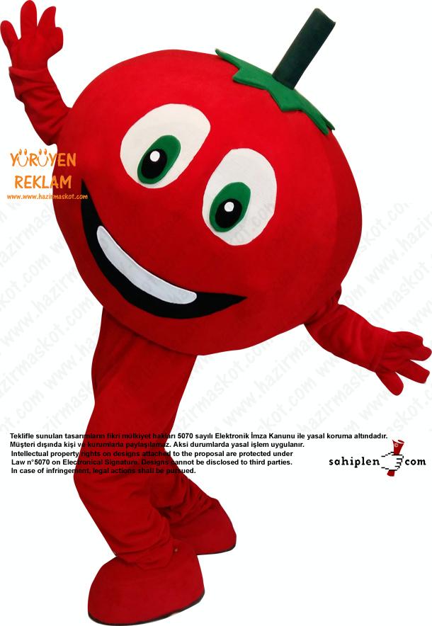 domates_tomato_mascot_costume